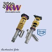 KW nastavitelný podvozek VARIANTA 3 Lexus IS 220D, IS250 (XE2(a)) sedan - výkon motoru 130-153kW -- od roku výroby 2005- ( regulace snížení přední nápravy 30-60mm, zadní nápravy 25-55mm )