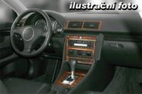Decor interiéru Toyota Lexus IS 200 -bez navig. systemu rok výroby 04.99 - 09.00 -12 dílů přístrojova deska/ středová konsola/ dveře