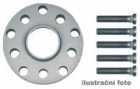 HR podložky pod kola (1pár) TOYOTA Lexus LS 400+430+IS200+300+GS300+4430+RX 300 rozteč 114,3mm 5 otvorů stř.náboj 60,1mm -šířka 1podložky 15mm /sada obsahuje montážní materiál (šrouby, matice)
