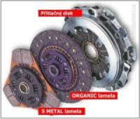EXEDY Racing spojková lamela odpružená Organic Lexus IS 300 typ (SXE10) motor 3S-GE